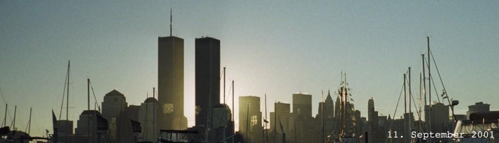 Eine Woche im September 2001