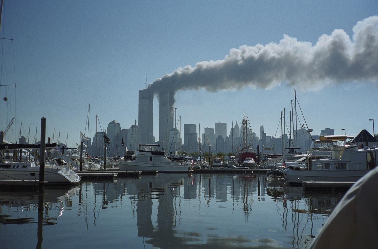 Eine Woche im September 2001 | Wo warst Du am 11 ...